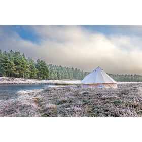 Nordisk Asgard 12.6 m² Zelt Technical Cotton natural